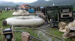 Amerika hadsereg RO víztisztítója
