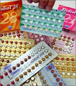 Hormon tabletták